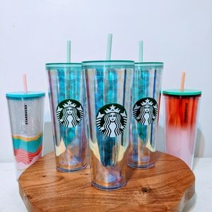 Starbucks Tumblrs